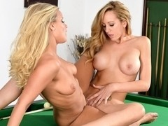 Brett Rossi, Marry Queen in Pool Hall Passions