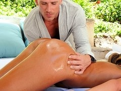 Sexy Time at the Spa