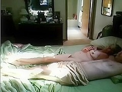 Amateur mature wife lets me touch her hairy yum-yum