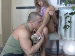 NylonFeetVideos Movie: Nora and Nicholas