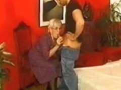Hairy Bbw grannies nailed properly