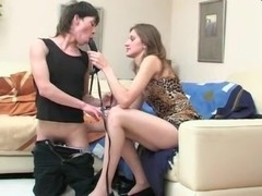 Russian Strapon Teen 5