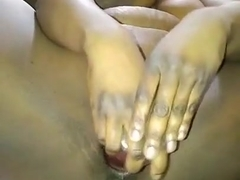 Black girl deep throats dick part 2