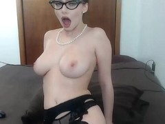 Glasses are so hot ! Part 3 of 4