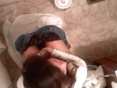 Sister Pissing and Farting