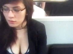 Teennice breasts and cleavage