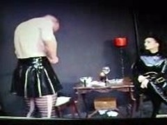 the wench of his DOMINATRIX-BITCH