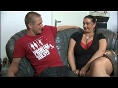 bulky older sucks and copulates a worthwhile ramrod
