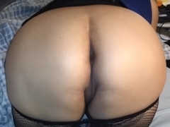 My Wife's New Fishnet Stockings