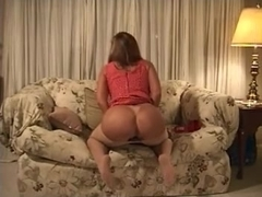 Mature I'd Like To Fuck plays with herself and sucks ding-dong