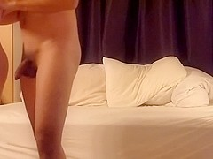 Young Koreans fuck at home part 1