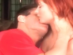 Redhead Euro Whore Given Solid Fucking