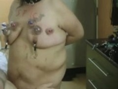Complete 1st session with expereinced big beautiful woman bondman
