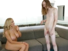 Olivia Austin & Conor Coxxx in Full Of Experience - MilfHunter