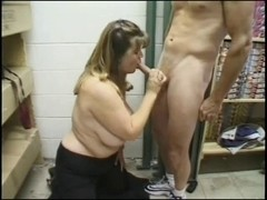 Biggest Breasts Fatty Kelly Kleavage Blows And Facialed
