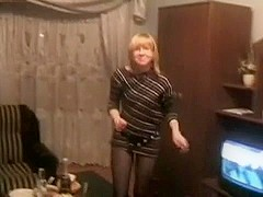 2 pervy hookers share my love pole