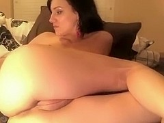 Thong on the side, big dick in the ass