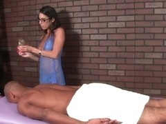 Dava Foxx Ruined Orgasm and CBT - MeanMassage