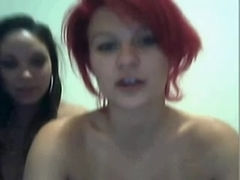 Two Girls and a Dildo: Hot!!