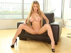 Corrine Blake in More Than A Mouthful - FantasyHD Video