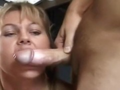Hot Blonde Gets Double Fucked By Hunks