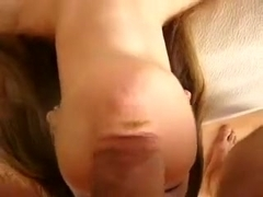 I love my wife sucks me, it sucks actually well. This Babe likes my cum likewise.