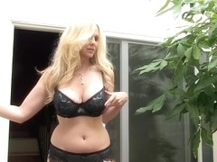 Incredible pornstar Julia Ann in fabulous big tits, cunnilingus xxx scene