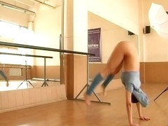 Anna Muhina - Gymnastic Video part 2