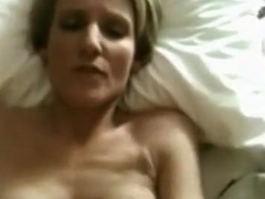 2 strangers fuck the wife and the cuckold gets sloppy seconds
