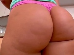 Big ass blonde Emma Heart in threesome with Jordan Ash,Ramon