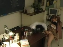 Japanese doctor fucked his adorable teenage patient