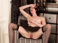 Victoria Ross in Fingering Herself Scene