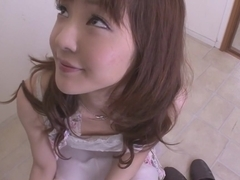 Horny Japanese girl Nami Honda in Best JAV uncensored Dildos/Toys scene