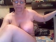 maturelady5u dilettante movie scene on 01/23/15 23:46 from chaturbate