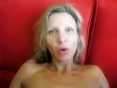 Slim and golden-haired white cougar asked me to gape her face hole and arse