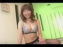 Beautiful Japanese Girl and Black Cock