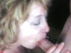Cumming into my own milf's tits