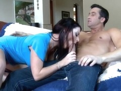 Sophie Dee & Billy Glide in Neighbor Affair