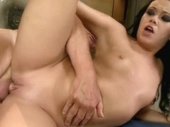 Nilla in old-young couple demonstrate the dirty sex for money