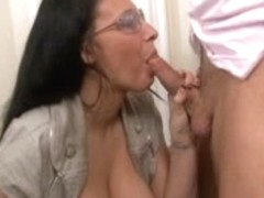 Large Tit Cook Jerking - Magictung