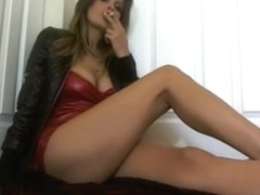 This Milf Has Beautiful Long Legs And Nice Tits