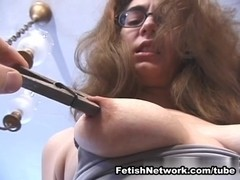 FetishNetwork Movie: Ultimate Nipple Torment 4: Kylie