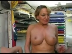 French Mature anal 02