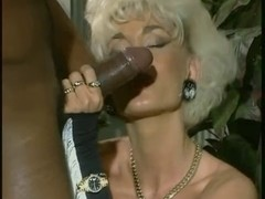 Dolly Buster-mother I'd like to fuck Drilled By two Darksome Dongs