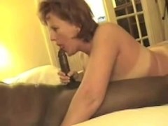 A mature wife and a BBC