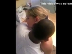 Milf makes love to younger bbc