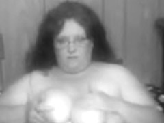 big beautiful woman explodes in squirts then swallows