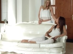 Book of 69 by Sapphic Erotica Christen Courtney and Alexis Brill lesbians
