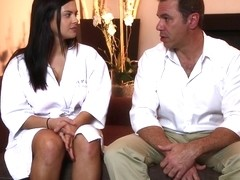 Keisha Grey & Steven St. Croix in Cheating With Bill - FantasyMassage