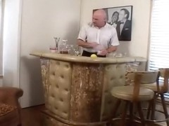 Guy Vents Anger On A Willing Black Girl